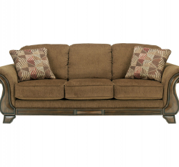 Montgomery Mocha Sofa Signature Design by Ashley