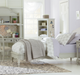 Inspirations Avalon Platform Bed by Legacy Classic Kids