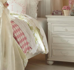 Charlotte Nightstand by Legacy Classic Kids