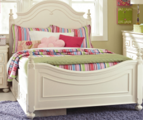 Charlotte Low Poster Bed by Legacy Classic Kids