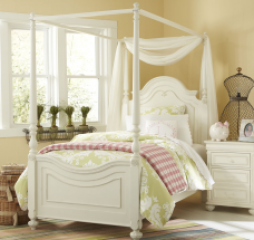 Charlotte High Poster Bed by Legacy Classic Kids