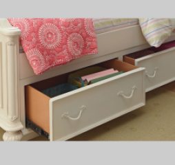 Charlotte Underbed Storage Drawer by Legacy Classic Kids