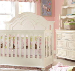 Charlotte Changing Hutch by Legacy Classic Kids