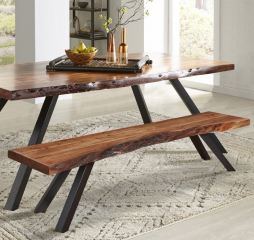 Reese Dining Bench by Modus
