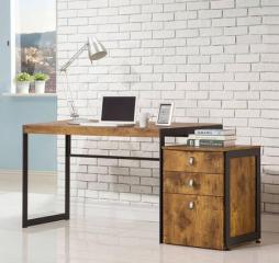 Estrella Industrial Writing Desk by Coaster