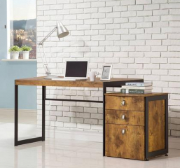Estrella Industrial Writing Desk by Coaster