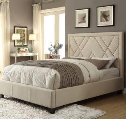 Geneva Vienne Storage Bed by Modus