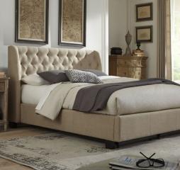 Geneva Levi Storage Bed by Modus