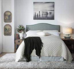 Geneva Ariana Platform Bed by Modus