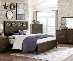 Griggs Bed by Homelegance