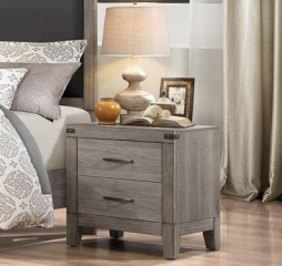 Woodrow Nightstand by Homelegance