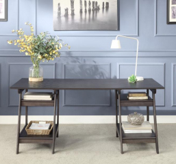 Hilles Writing Desk by Homelegance