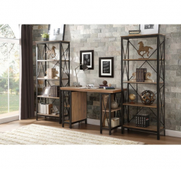 Penpoint Counter Height Writing Desk by Homelegance