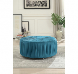 Jaunt Ottoman by Homelegance