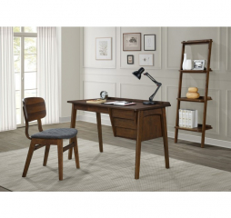 Calix Writing Desk and Chair by Homelegance