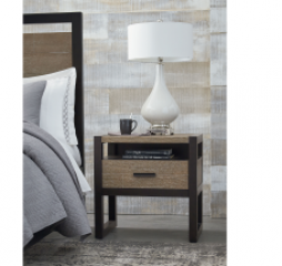 Helix Nightstand by Legacy Classic