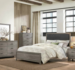 Woodrow Bed by Homelegance