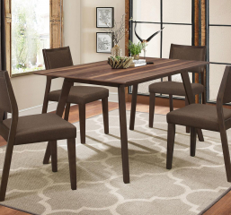 Steer Dining Table by Homelegance