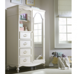 Harmony Mirrored Door Chest by Legacy Classic Kids