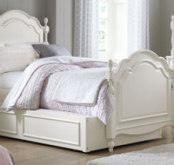 Harmony Summerset Low Post Bed by Legacy Classic Kids