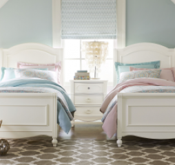 Harmony Chelsea Sleigh Bed by Legacy Classic Kids