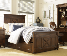 Big Sur Highlands Panel Bed by Legacy Classic