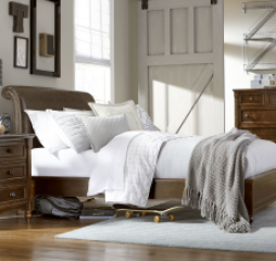 Big Sur Monterey Platform Bed by Legacy Classic