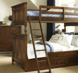 Big Sur Bikby Bunk Bed by Legacy Classic