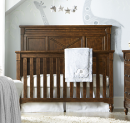 Big Sur Grow With Me Convertible Crib by Legacy Classic