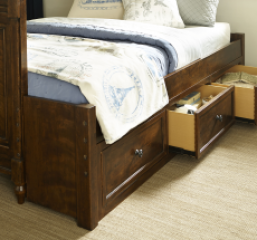 Big Sur Underbed Storage Drawer by Legacy Classic