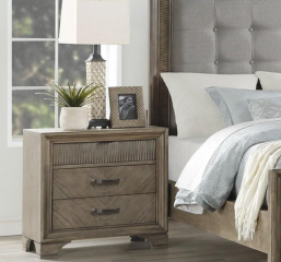 Caruth Nightstand by Homelegance