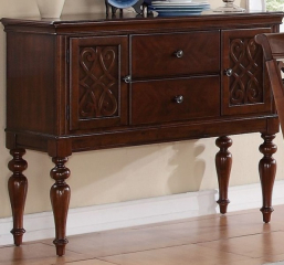 Creswell Server by Homelegance
