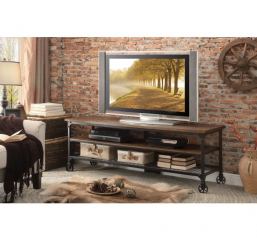 Millwood TV Stand by Homelegance