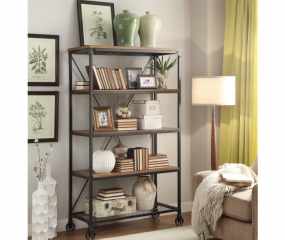 Millwood Bookcase by Homelegance