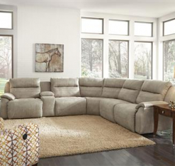 Five Star Sectional by Southern Motion