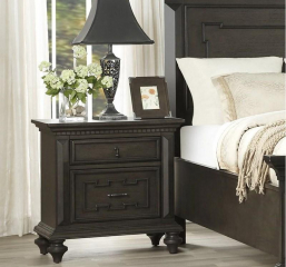 Hillridge Nightstand by Homelegance