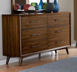 Raku Dresser by Homelegance