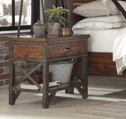 Holverson Nightstand by Homelegance