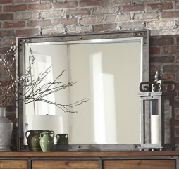 Holverson Mirror by Homelegance
