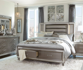 Tamsin Bed by Homelegance
