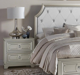Libretto Nightstand by Homelegance