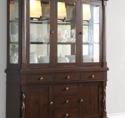 Yates Buffet and Hutch by Homelegance