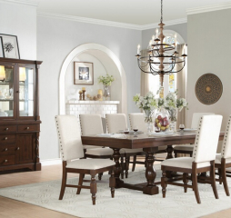 Yates Dining Table by Homelegance