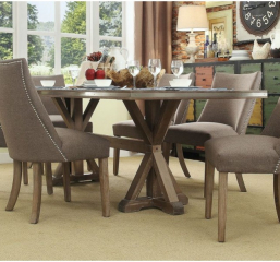 Beaugrand Dining Table by Homelegance