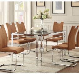 Watt Dining Table by Homelegance