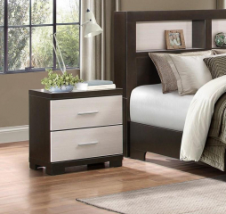 Pell Nightstand by Homelegance