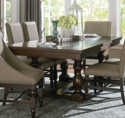 Reid Dining Table by Homelegance