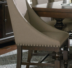 Reid Arm Chair by Homelegance