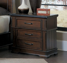Schleiger Nightstand by Homelegance
