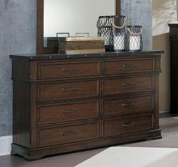 Schleiger Dresser by Homelegance